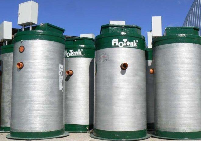 Аэротенки для очистки сточных вод