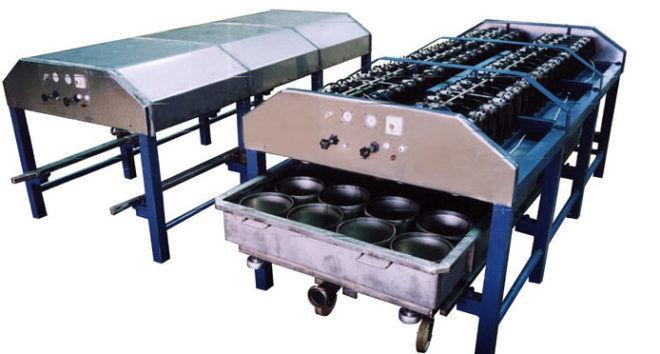 Аппарат формовочный для сыра