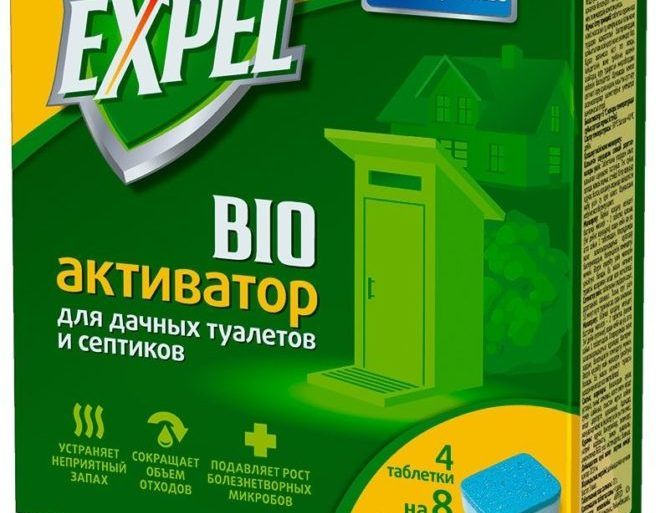 Биоактиватор для дачных туалетов и септиков