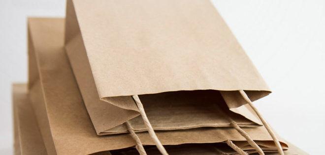 Бумажные пакеты имеют огромное приемущество перед пластиковыми