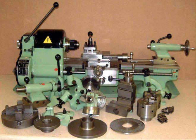 Чехословацкий прибор TOS MN80
