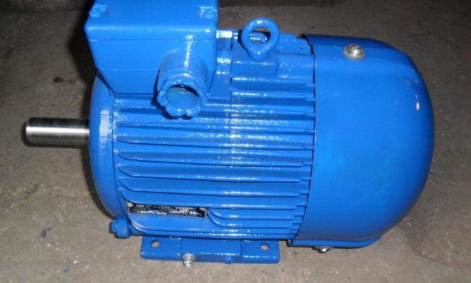 Двигатель 4А90L4УЗ