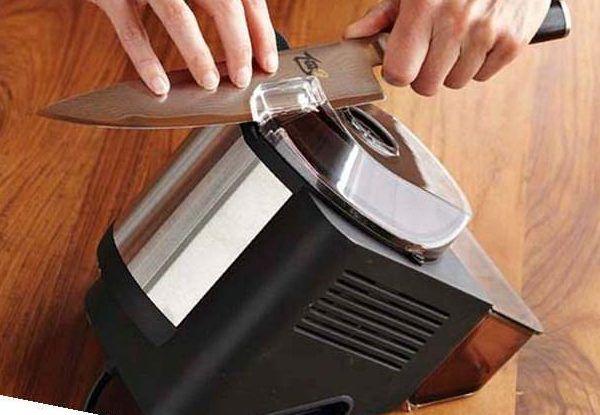 Электрический станок для заточки ножей