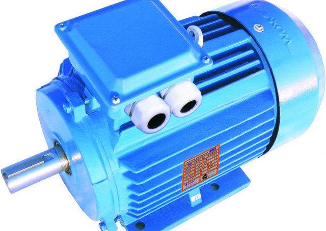 Электродвигатели мощностью 5,5 кВт. для токарного станка
