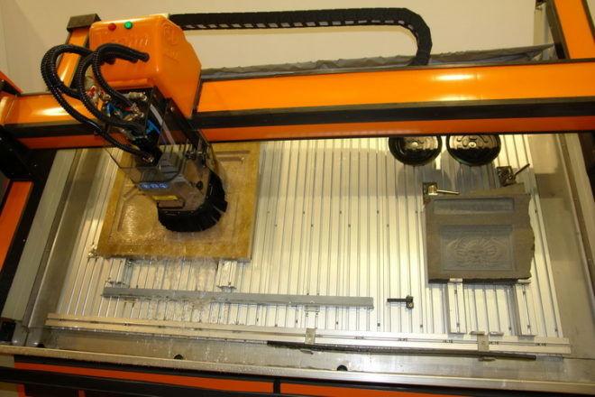 Гидроабразивный станок сделанный своими руками