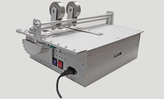 Клеемазательная машина