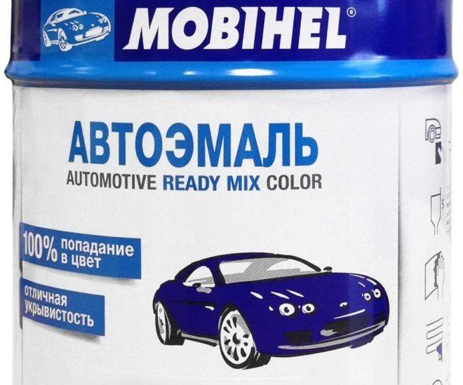 Краска автомобильная