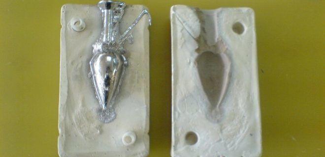 Отливка из алюминия в домашних условиях