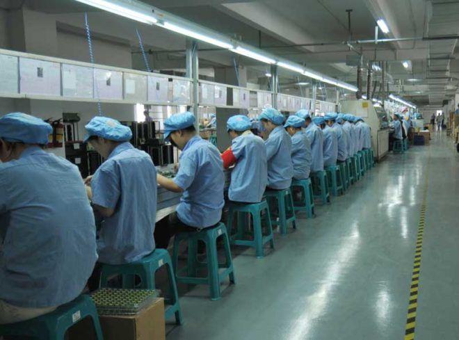 Налаженный механизм работы в Китае