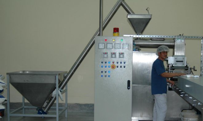 Необходимое оборудование для производства сахара