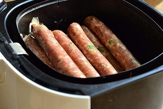 Приготовление колбасы в мультиварке