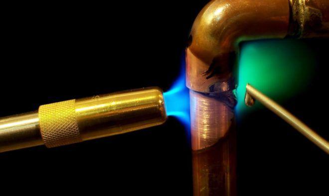 Прокладка трубопроводов
