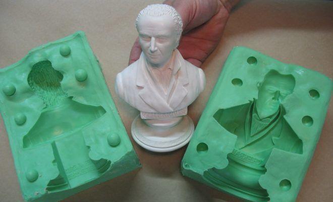 Силиконовые формы для литья пластмасс