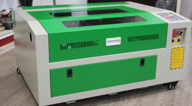 Станок LTT-5040 лазерно-гравировальный с ЧПУ