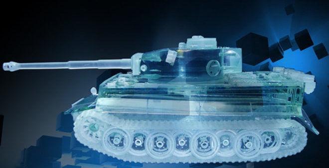 В России разработана технология производства прозрачного алюминия