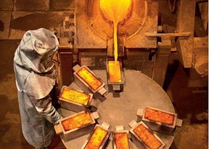 Золотодобывающая отрасль