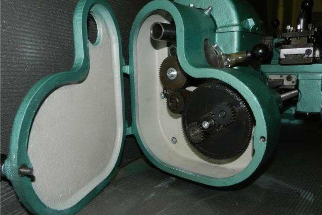 Гитара токарного станка