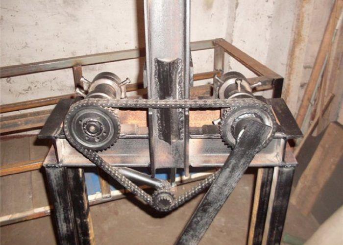 Ковка металла в домашних условиях