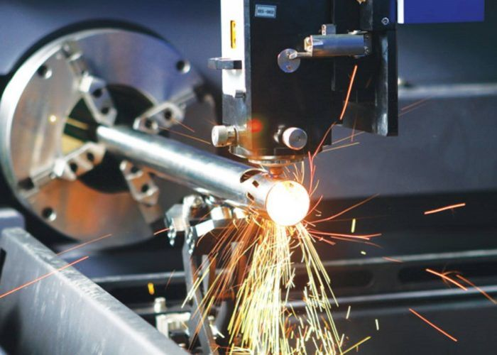 Обработка металла лазером