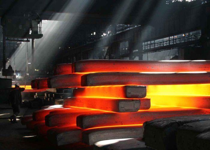 Производство черной металлургии