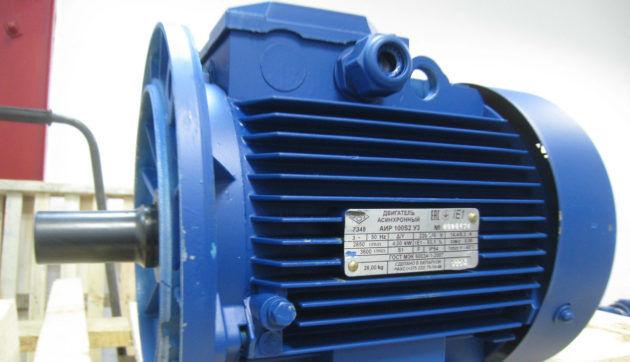 Электродвигатель 5,5 кВт