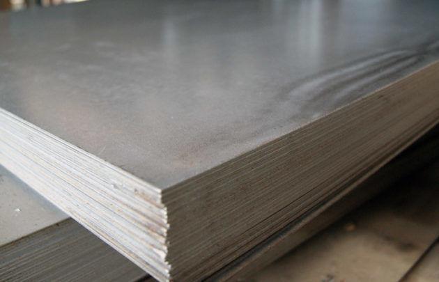 Горячекатаные металлические листы