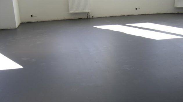 Готовый пол под ламинат