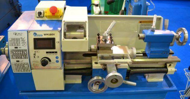 Настольный токарный станок Weiss Machinery