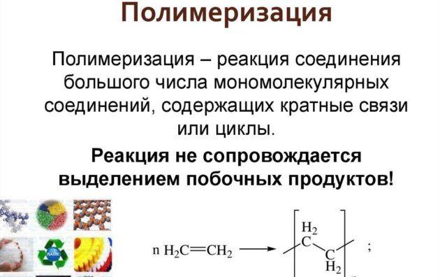 Полимеризация