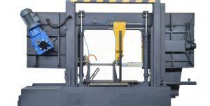 Полуавтоматический ленточнопильный станок BMSY-820C
