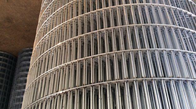 Прямоугольная строительная сетка