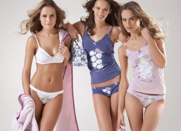 Разновидности нижнего женского белья