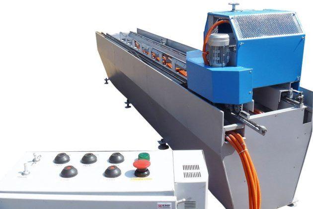 Станок для заточки плоских ножей длиной до 4000 мм для лущильных и полиграфических машин