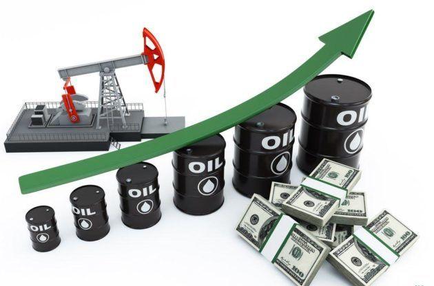 Стоимость на нефть