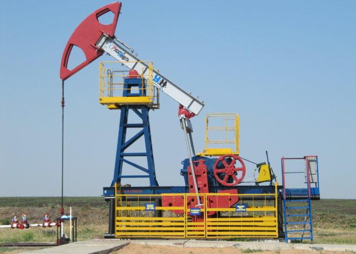 Технологическая добыча нефти