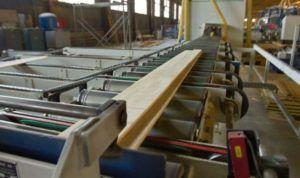 Линия по производству мебельных щитов