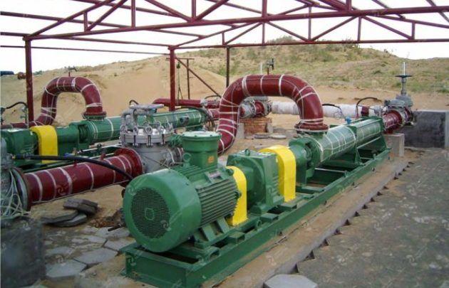 Мультифазные насосы для нефти и нефтепродуктов