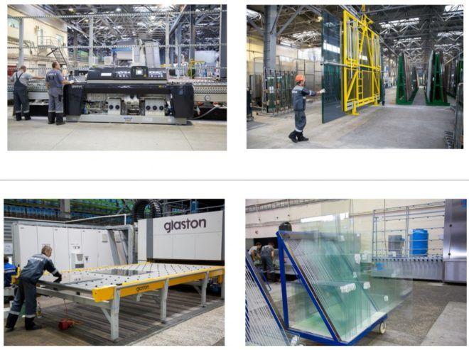 Оборудование для изготовления стекла
