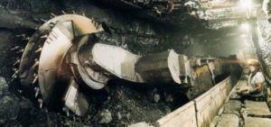 Закрытый метод добычи железной руды