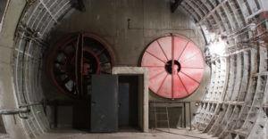 Вентиляция в шахте