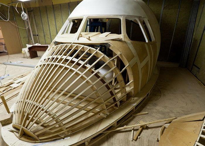 Авиационная фанера