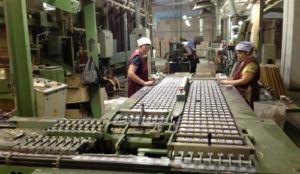 Линия по производству спичек