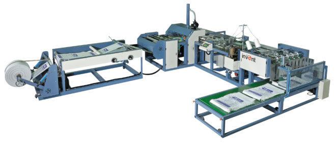 Линия по производству полипропиленовых мешков