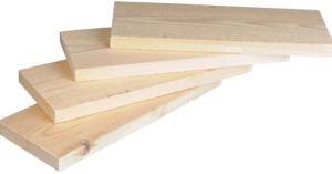 Строганая древесина