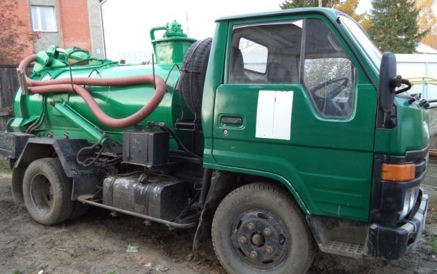 Ассенизаторские услуги в Иваново