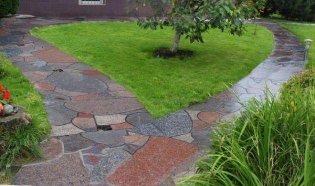 Эффект мокрых камней