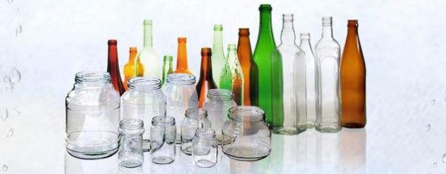 Из стекла в основном изготавливают банки и бутылки для хранения жидкой продукции