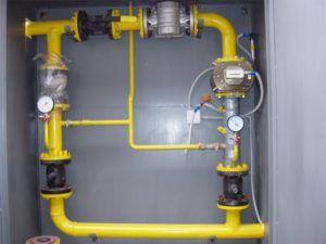 Нормы по установке газопровода