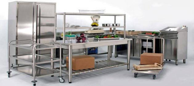 Оборудование из нержавейки для продуктов
