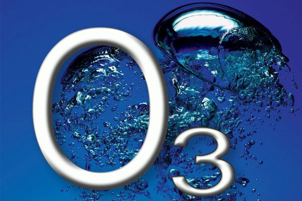 Озон для переработки растительного сырья